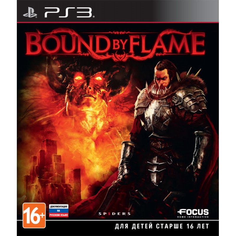 Игра Bound by Flame (русская документация) для PlayStation 3 Focus Home