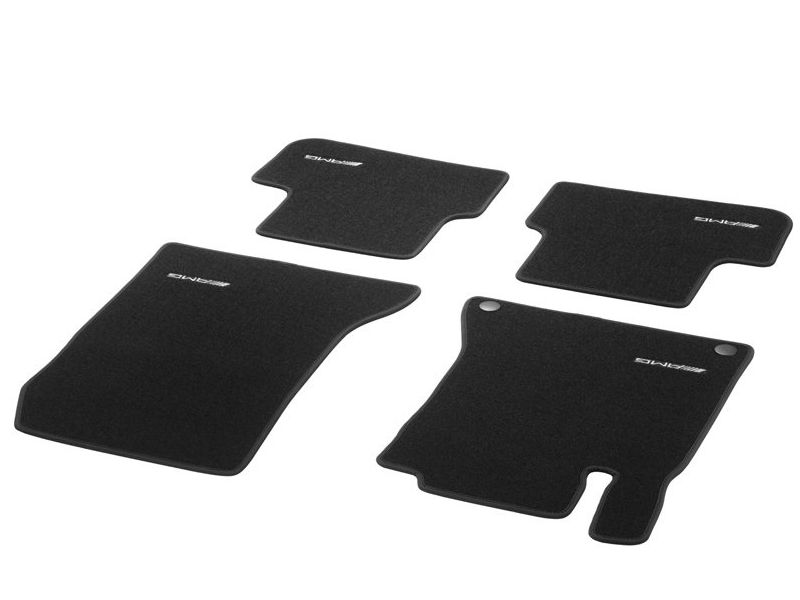 Комплект ковриков MERCEDES-BENZ арт. A1666805903 9F87