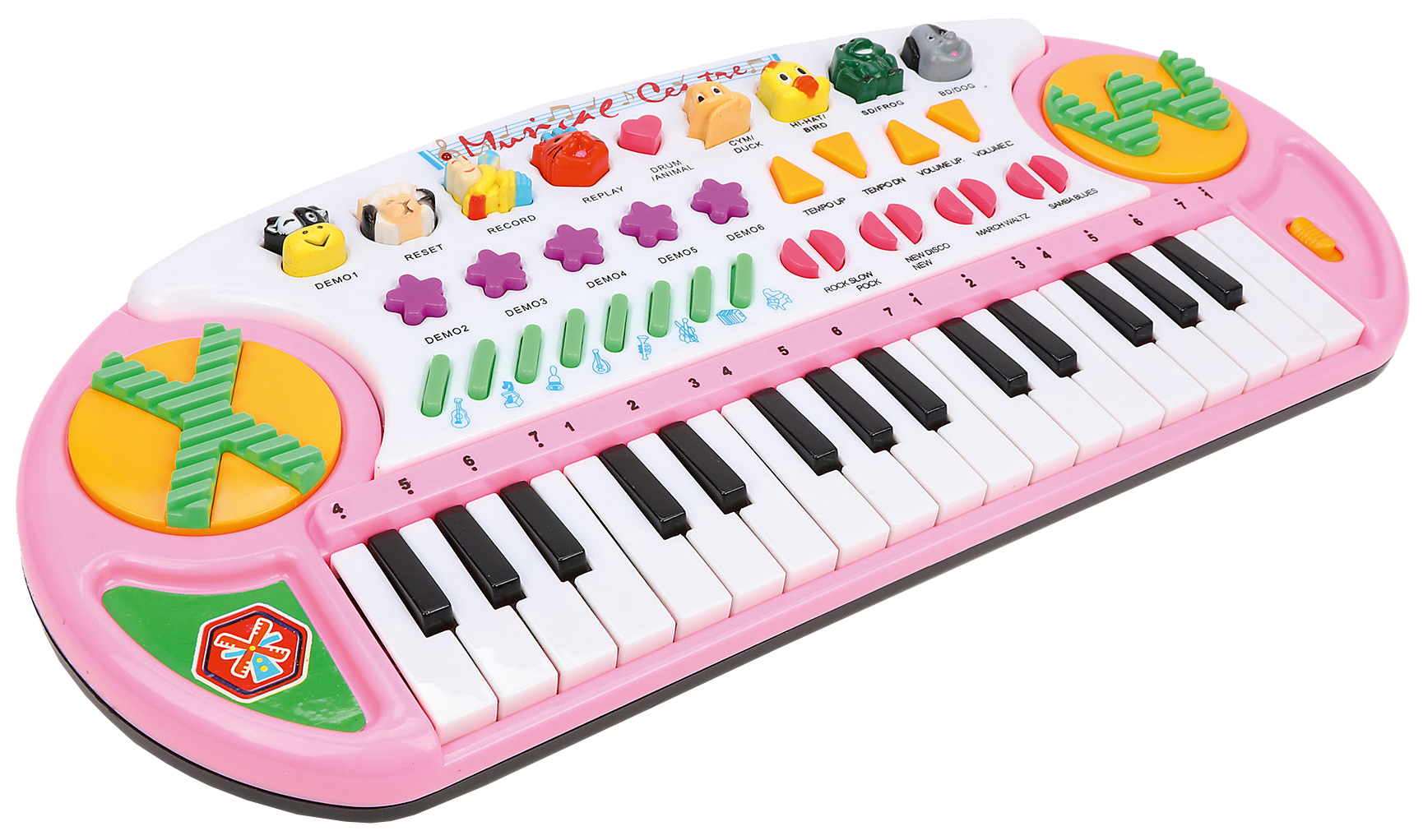 Купить Детский синтезатор, 32 клавиши Shantou, Shantou Gepai, Детские музыкальные инструменты