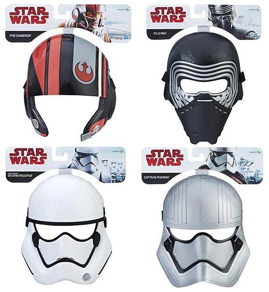 Купить Маска Hasbro Star Wars Звездные Войны C1557 в ассортименте,