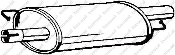 Резонатор Bosal 233577