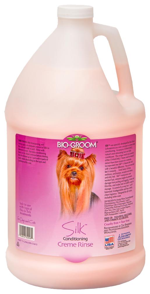 Кондиционер для собак Bio Groom Silk Condition