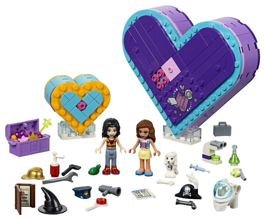 Конструктор LEGO Friends 41359 Большая шкатулка дружбы фото
