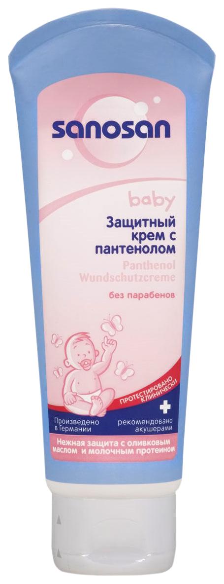 Крем детский Sanosan защитный 100 мл