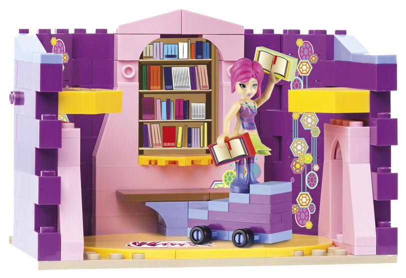 Купить Конструктор пластиковый COBI Волшебная библиотека, Конструкторы пластмассовые