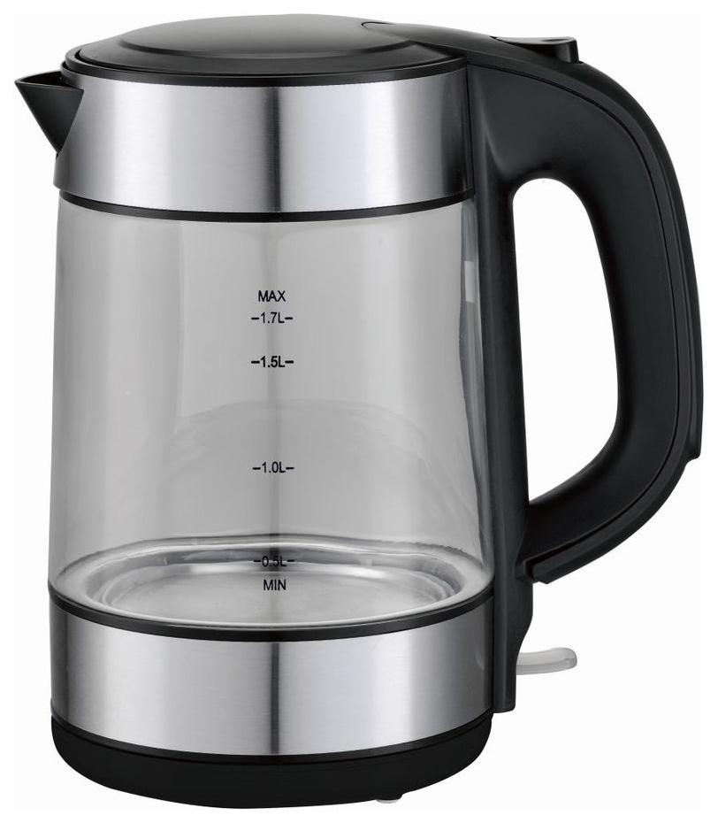 Чайник электрический Sinbo SK 7389 Black/Silver