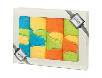 Комплект кухонных полотенец VALENTINI Pera fortes  50х50