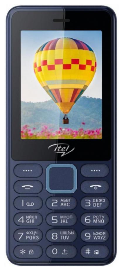 ITEL IT5022 DS DARK BLUE