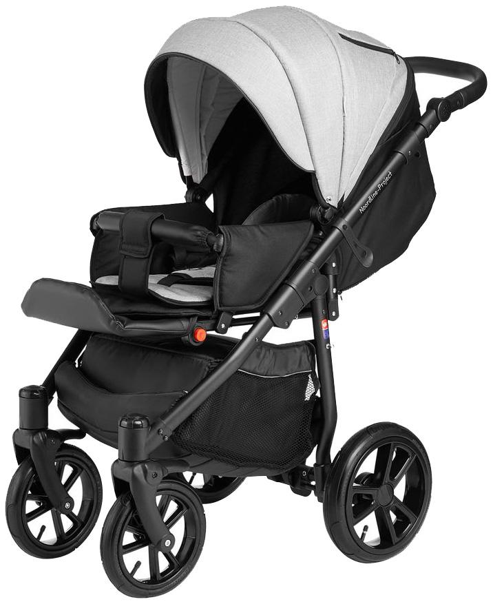 Купить Коляска 2 в 1 Noordline Olivia Sport Grey, Детские коляски 2 в 1