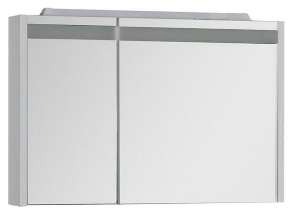 Зеркальный шкаф для ванной Aquanet 164934