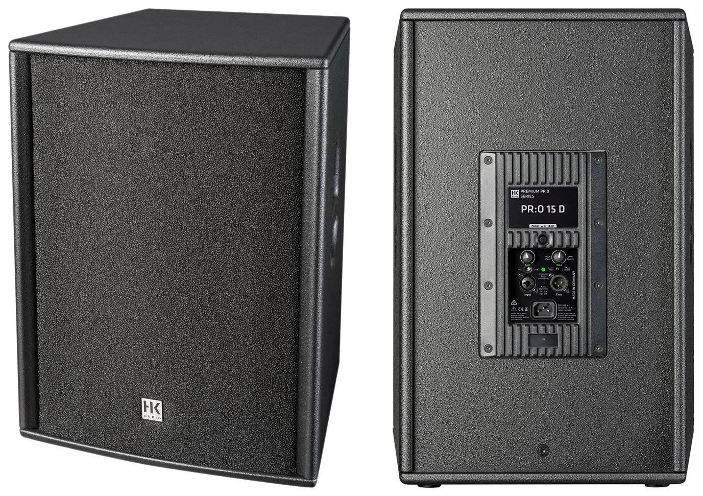 Активная акустическая система HK Audio PR:O
