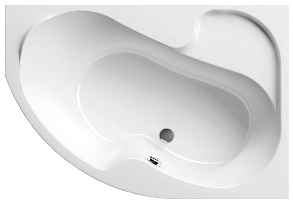 Акриловая ванна Ravak Rosa I 140х105