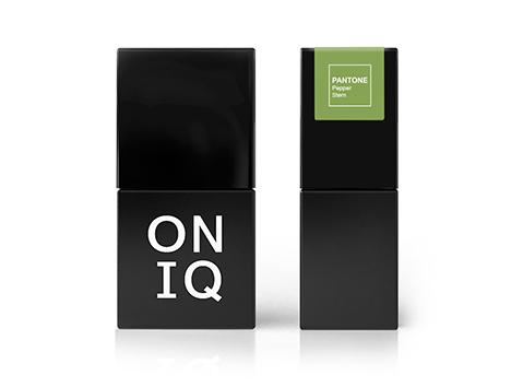 Гель-лак для покрытия ногтей Oniq Pantone: Pepper Stem, 10 мл фото