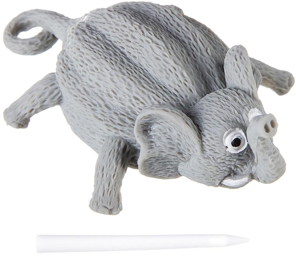Купить Надувной шар Bondibon Чудики Слон Летающие животные, Воздушные шарики