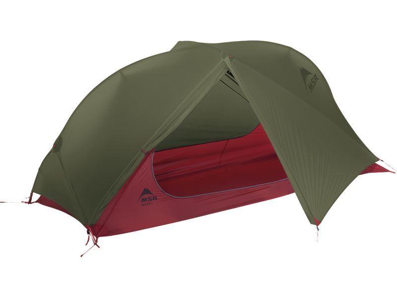 Палатка MSR Freelite зеленая одноместная