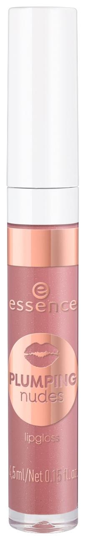 Купить Блеск для губ essence Plumping Nudes Lipgloss 03 she's so extra 4, 5 мл