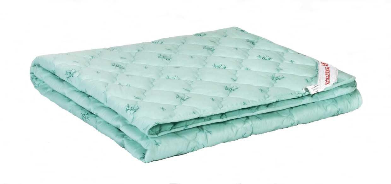 Одеяло облегчённое МИ бирюзовое