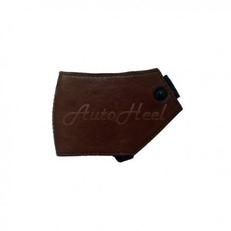 Автопятка для мужской обуви Autoheel Comfort коричневая
