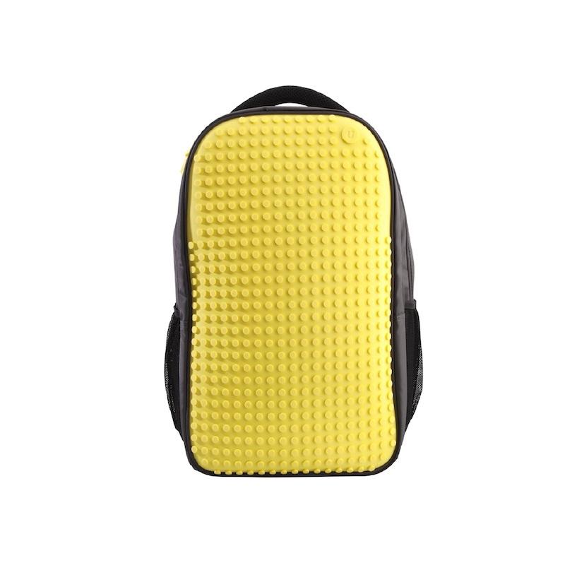 Купить Рюкзак детский Upixel пиксельный Full Screen Biz Backpack WY-A009, Школьные рюкзаки для девочек
