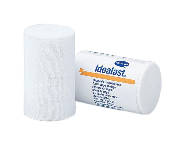 Бинт эластичный Idealast среднерастяжимый при заболеваний вен 12 см х 5 м