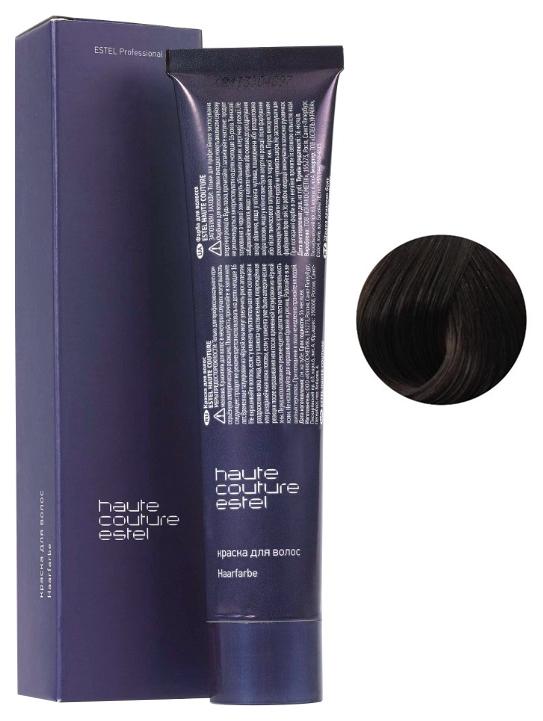 Краска для волос Estel Professional Haute Couture 6/1 Темно-русый пепельный 60 мл