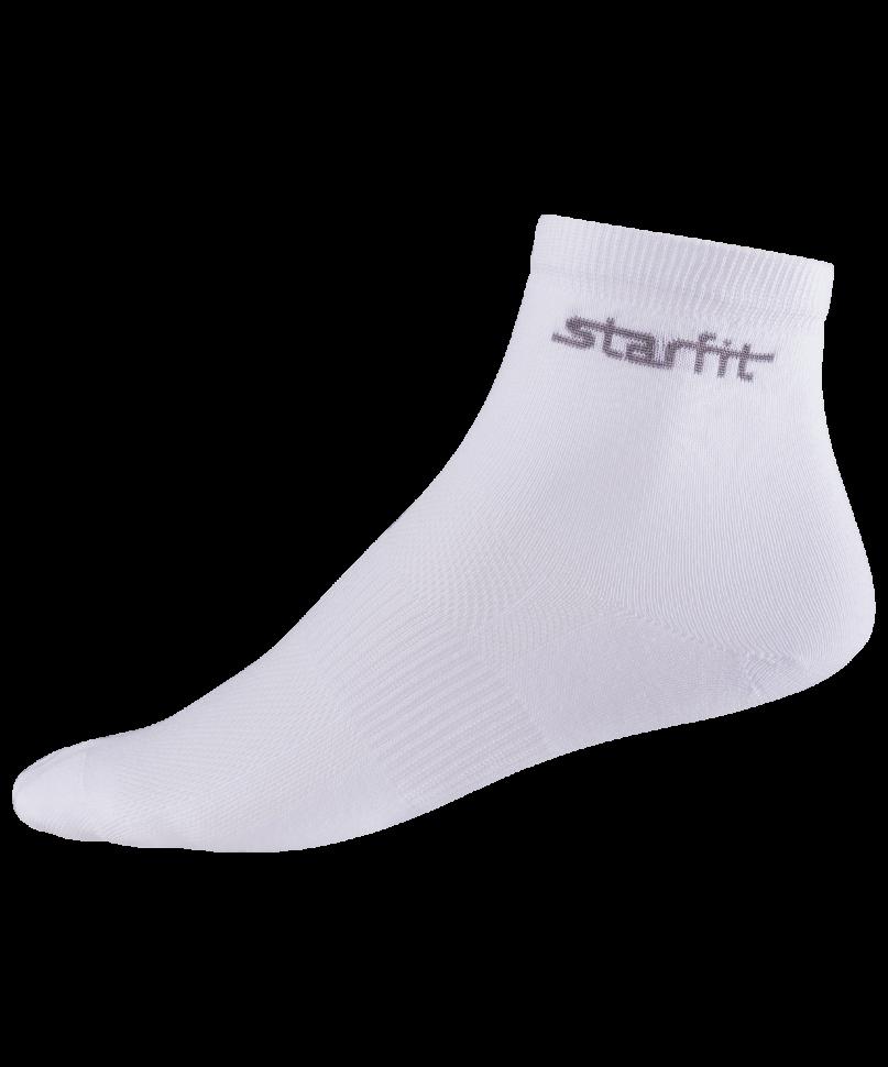 Носки StarFit SW-204, белые, 35-38 EU