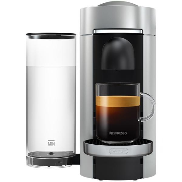 Кофемашина капсульного типа DeLonghi Vertuo Plus