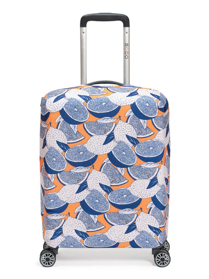 Чехол для чемодана Mettle Лемон S ручная кладь фото