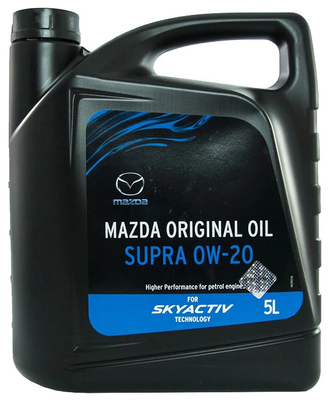 Моторное масло Mannol Supra 0W-20 5л