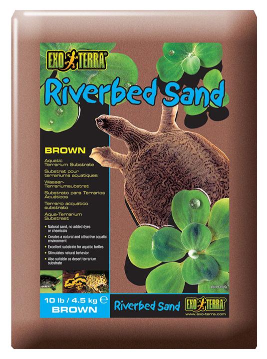 Грунт для террариума Exo Terra Riverbed Sand