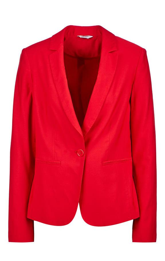 Пиджак женский Liu Jo красный 44