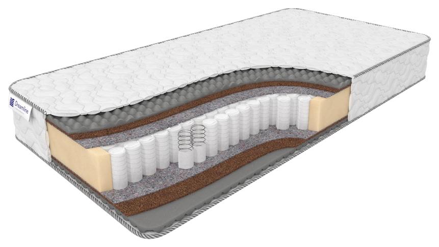 Анатомический матрас Dreamline Massage Coal Memory Space 88283 90х190 см фото