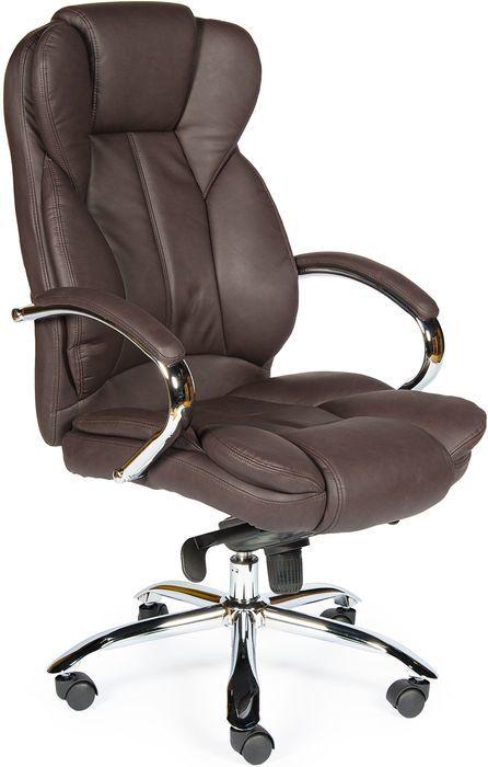 Офисное кресло Верса H-1708-322 коричневый
