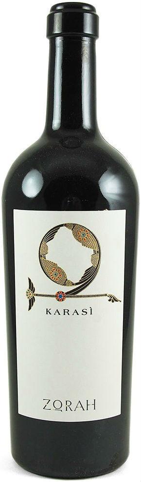 Вино Zorah Karasi 2014