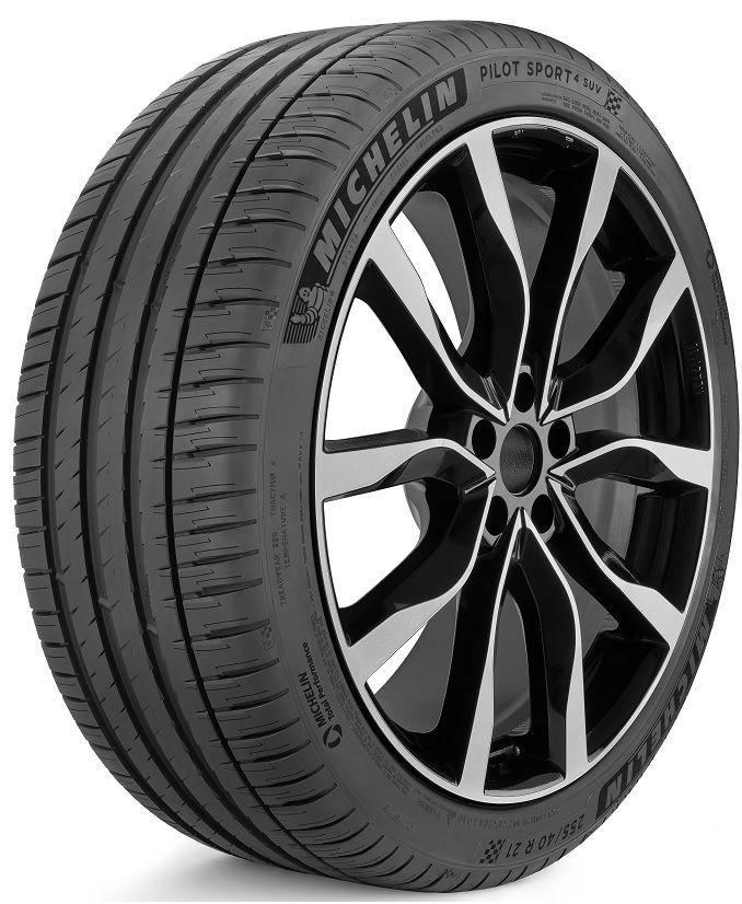 Шины Michelin PILOT SPORT 4 SUV 295/35R21