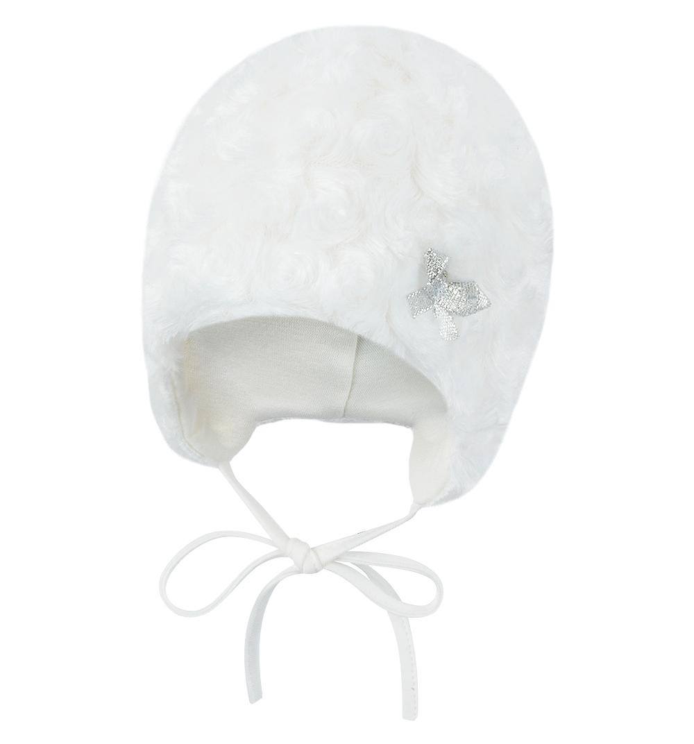 Шапка Krochetta белый р. GL000574831