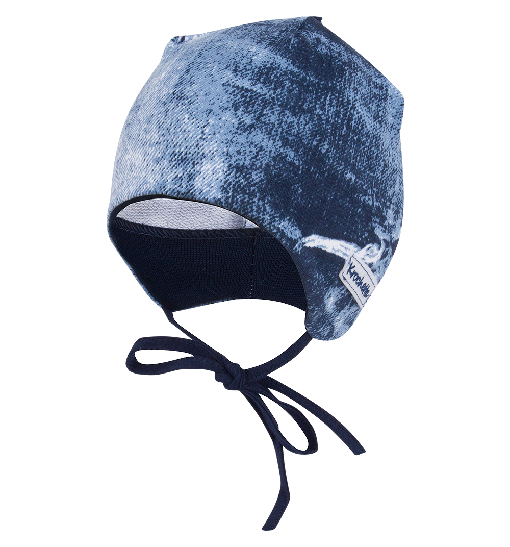 Шапка Krochetta синий р. GL000731799
