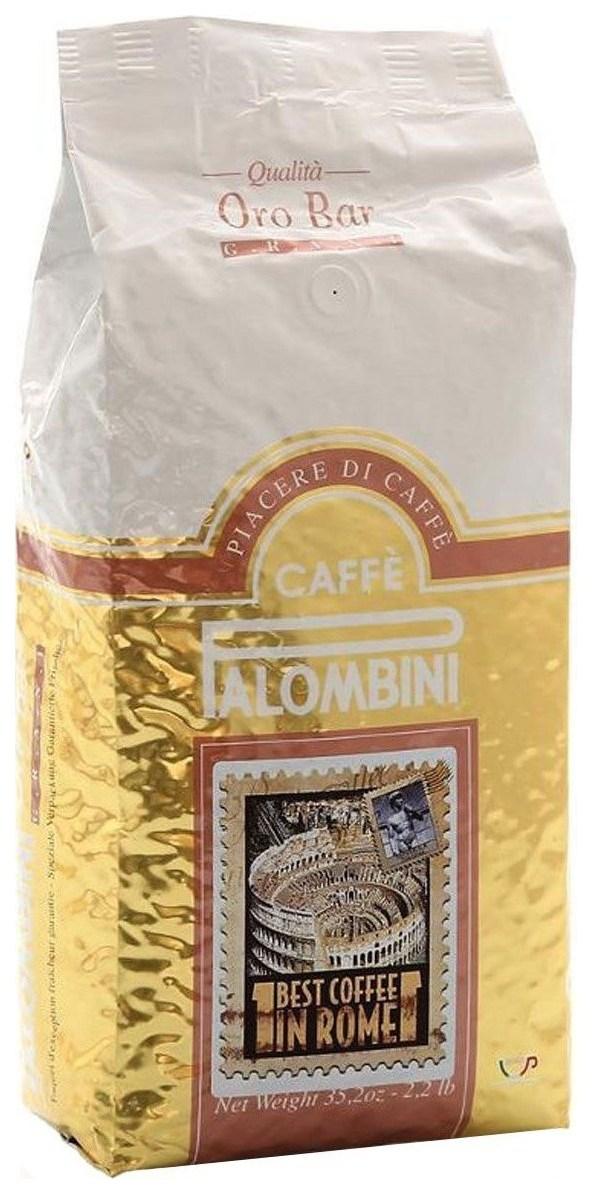 Кофе в зернах Palombini oro bar 1000 г