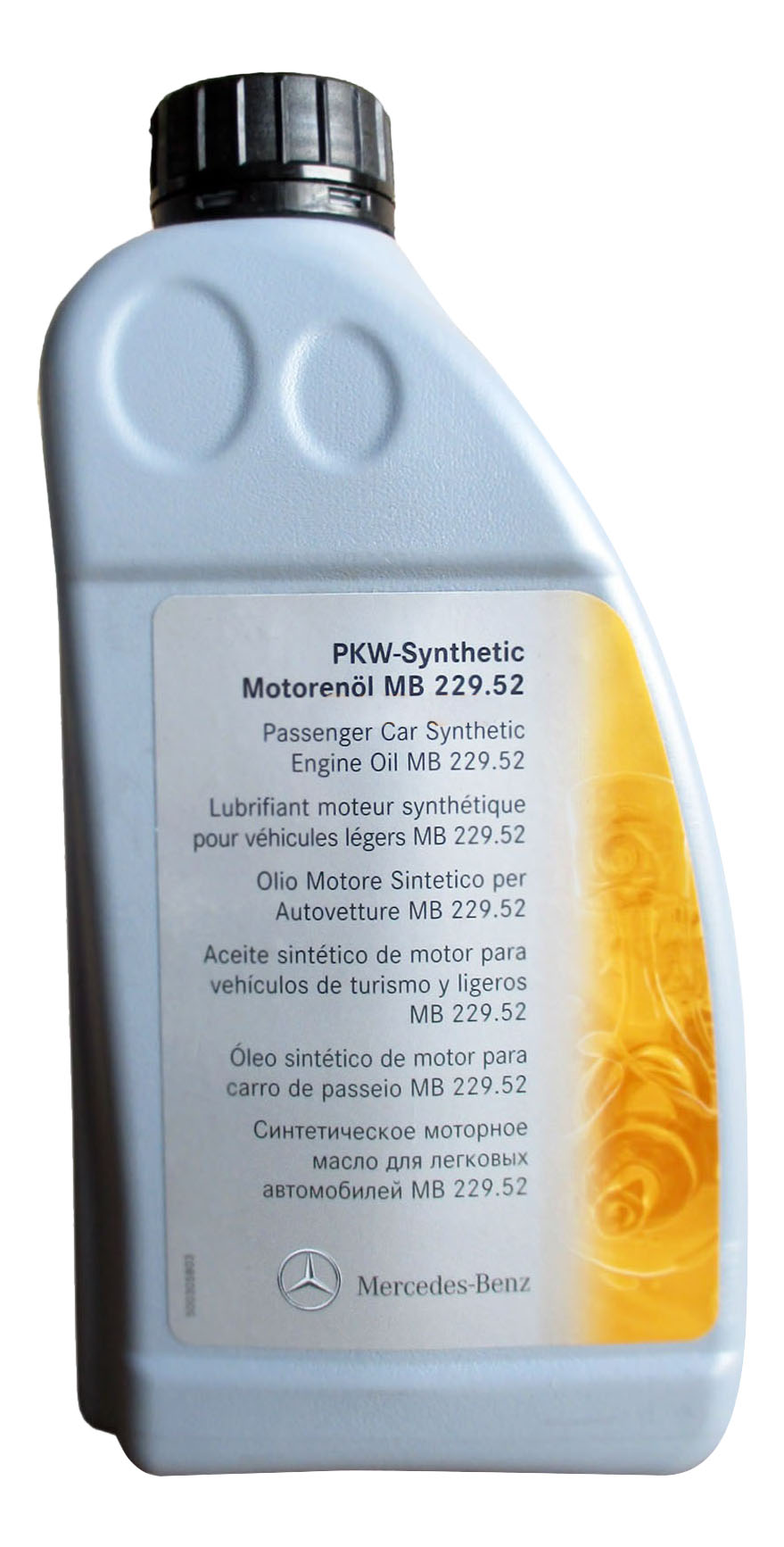 Моторное масло Mercedes Benz 229,52 SAE