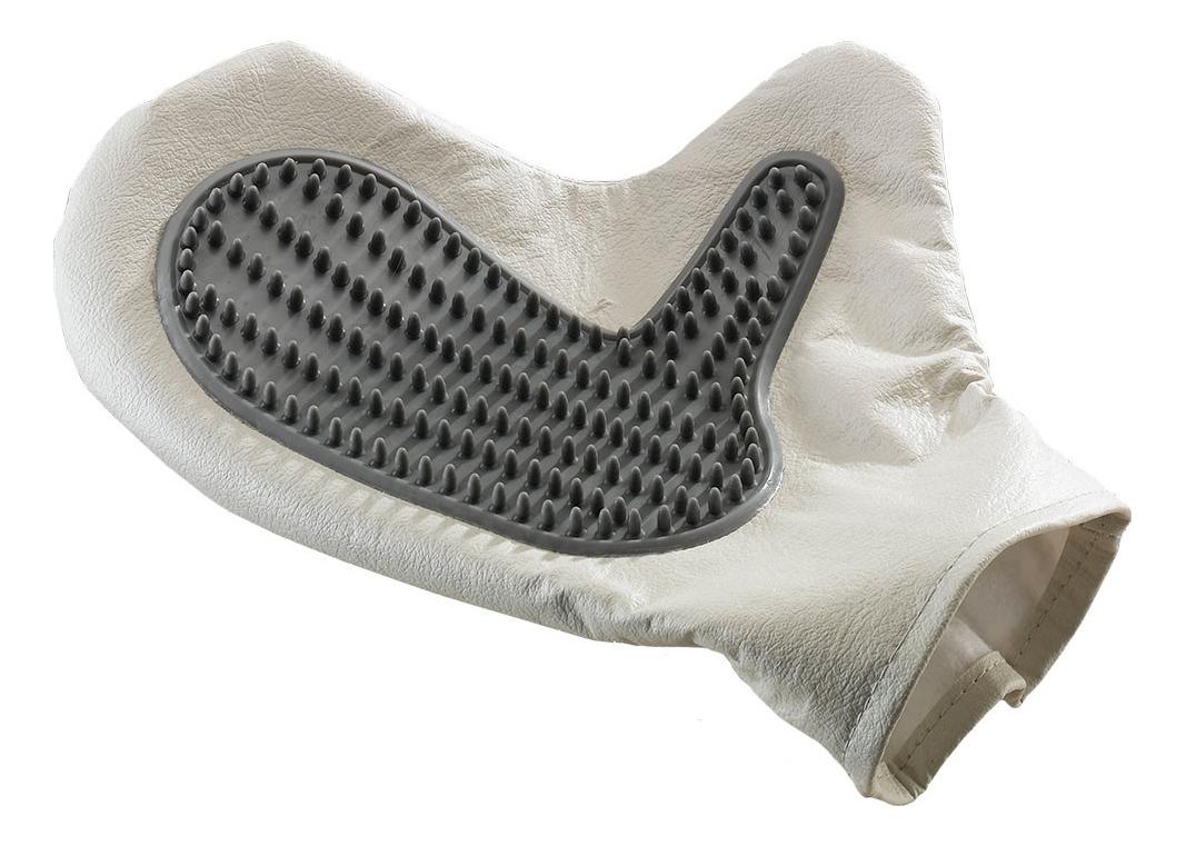 Рукавица для вычесывания Ferplast цвет белый