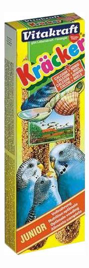 Лакомства для птиц Vitakraft крекеры для волнистых