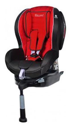 Купить Группа 1/2, Red, Автокресло Welldon SideArmor & CuddleMe ISO-FIX гр. 1/2, Red (BS02-TBCE4 (4462A-2801-05)), Детские автокресла