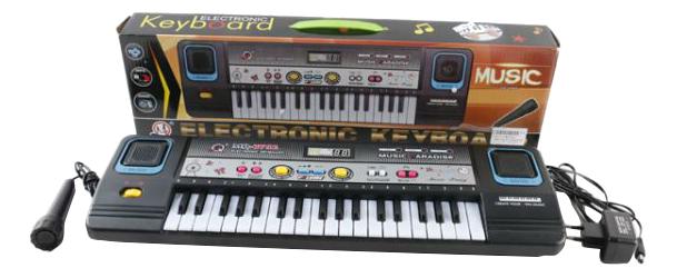 Электросинтезатор игрушечный Shantou Music Keyboard фото