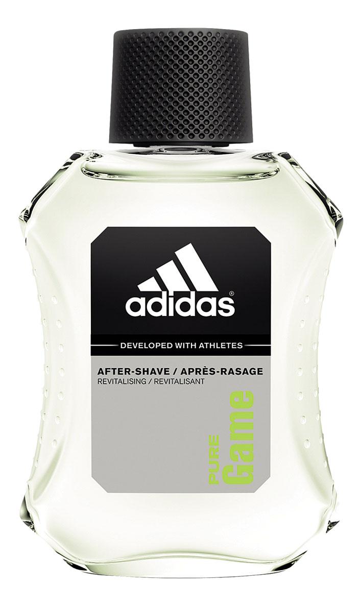 Лосьон после бритья Adidas Pure Game After Shave Lotion 100 мл