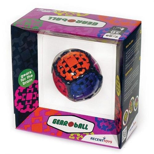 Купить Головоломка MEFFERT`S Шестеренчатый Шар (Gear Ball), Meffert's,