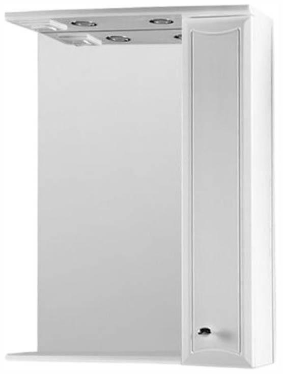 Шкаф зеркало для ванной Bourgeois M65MPX0651WG32