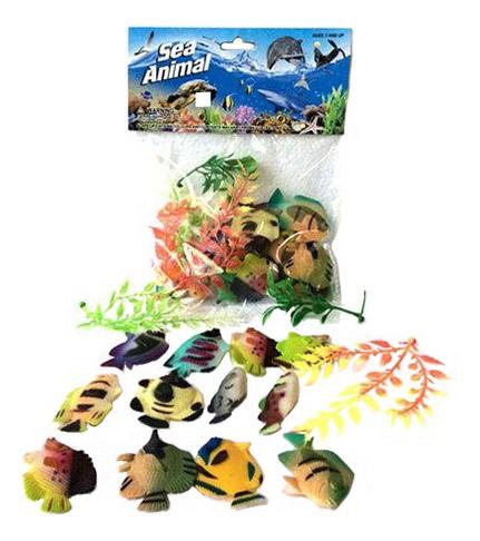 Купить Рыбы, Фигурка Shantou Gepai Sea Animal,
