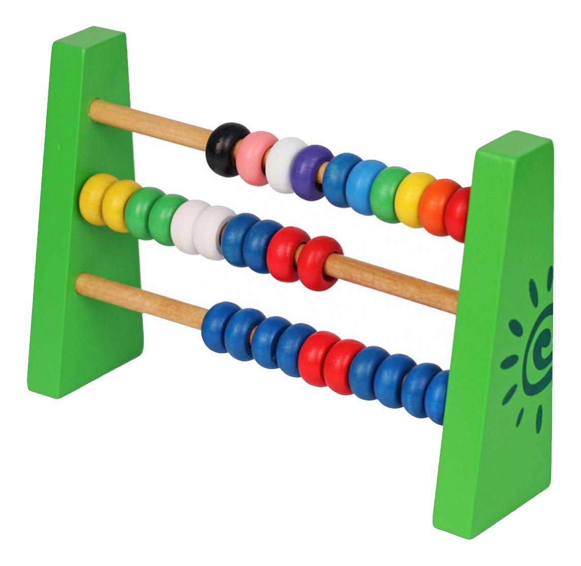 Развивающая игрушка КРАСНОКАМСКАЯ ИГРУШКА Счетики-радуга фото