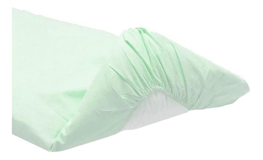 Простыня Italbaby calibrato 70х140 зеленый