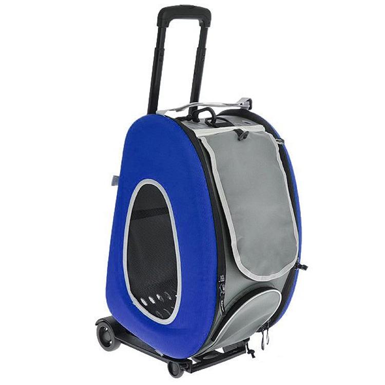 Сумка переноска IBIYAYA 30x34x50см синий